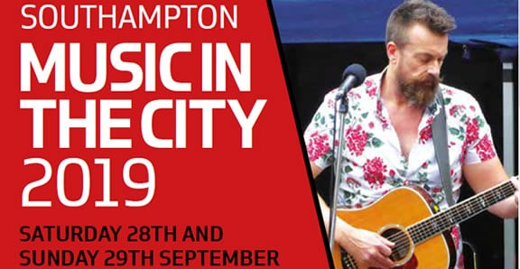 Music in the City 2019
