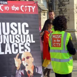 Southampton's Music in the City 2016