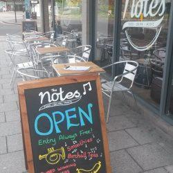 The Notes Café