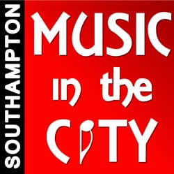 Music in the City Southampton Logo